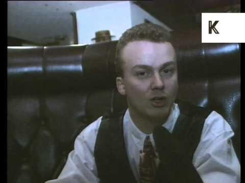 1994 Casper's Telephone Exchange Singles Bar 1990s London