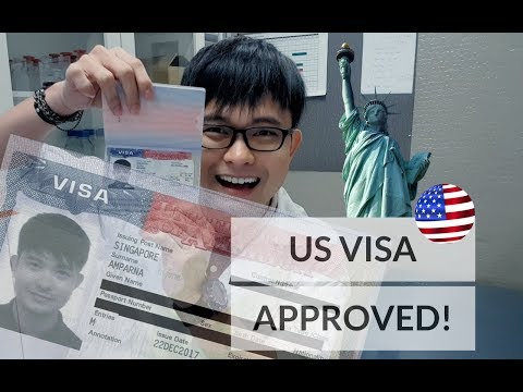 How to get US TOURIST VISA APPROVED in SINGAPORE (MUST WATCH)