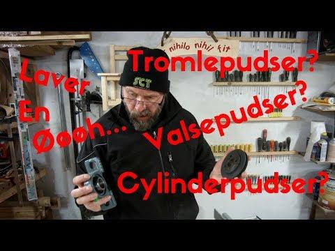 Tromlepudser/Valsepudser/Cylinderpudser 1.Del