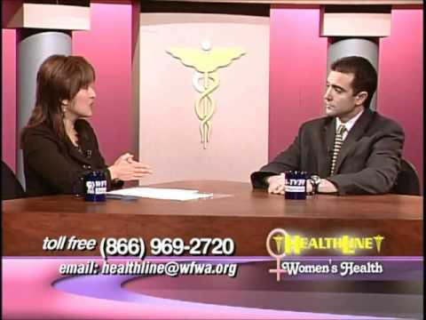 Hysterectomy & faster recovery on PBS Healthline