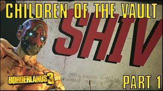 BORDERLANDS 3 - CHILDREN OF THE VAULT - PART 1