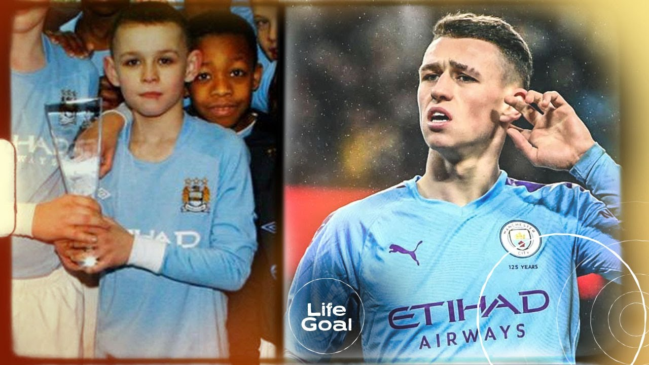 If you think your dreams are impossible, look at Phil Foden's story | Life Goal