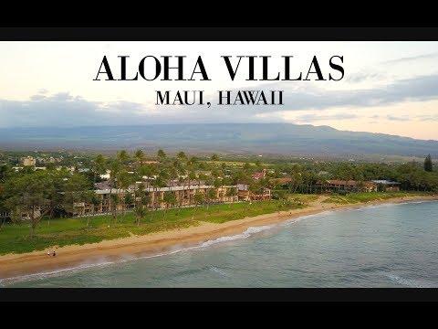 SNEAK PEEK - ALOHA VILLAS (MAVIC PRO DRONE FOOTAGE) - ROSEAUSTINC