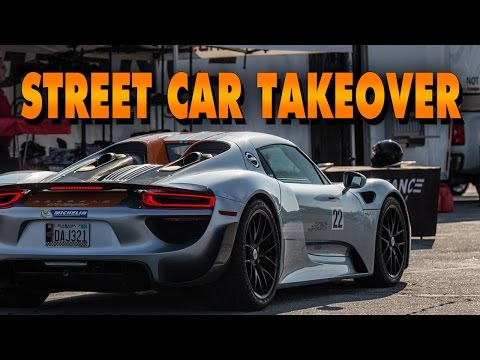 Street Car Takeover ATL at Vengeance Racing