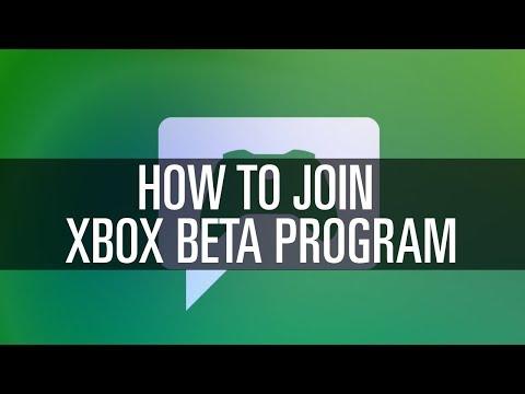 How To Join XBOX Beta Program (aka XBOX Insider)