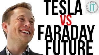 Tesla vs Faraday Future... NO Comparison?!