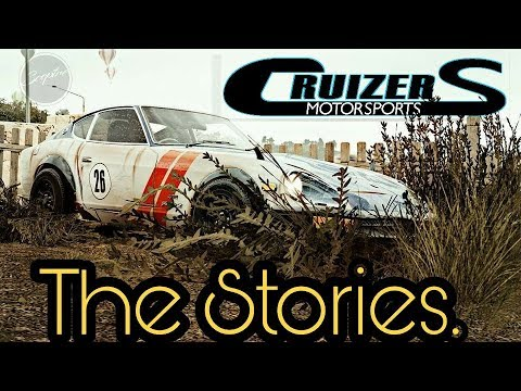 Forza: From Rust to Riches