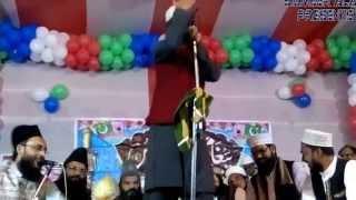 Mubarak Hussain Mubarak New Naat At Barganda