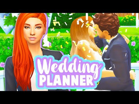WEDDING PLANNER CAREER👰💍 // MOD REVIEW | THE SIMS 4