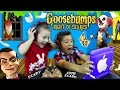 Night Of Jump Scares Mike And Chase Play Goosebumps Nos Ios