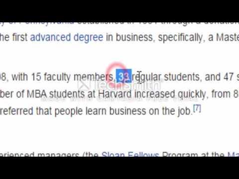 define mba degree 4