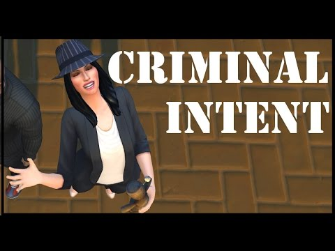 The Sims 4 Gameplay - Criminal Life | Voodoo
