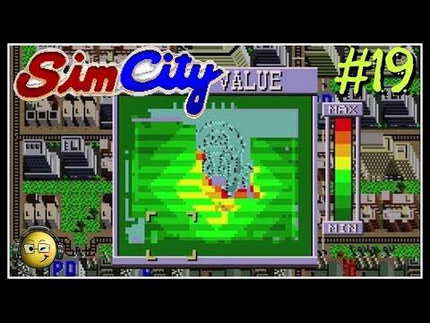 Let's Play Sim City (SNES) Part 19: Scenario-Freeland 1991