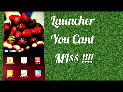 Launcher You cant Miss!!! | App Review | Episode 8