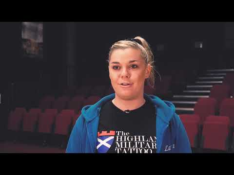 Highland Military Tattoo 2017: Meet The Performers - Laura Urquhart