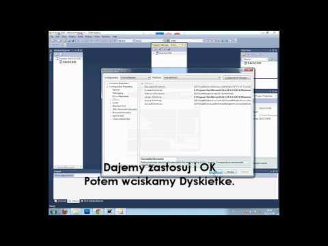 Jak dodać Directx SDK do bazy D3D