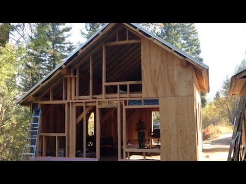 The Making of a Modern Off Grid Dream Home -- Our Whole Story (So Far)