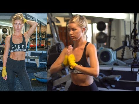 Baskin Champion Full Workout - 14 Exercises for a model body - Victoria's Secret Model workout