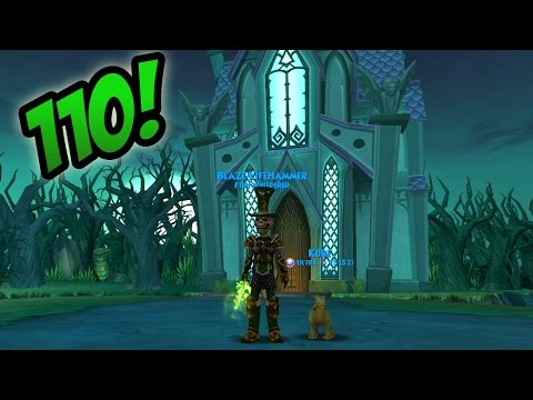 Wizard101: Life 110 Gear Sets!
