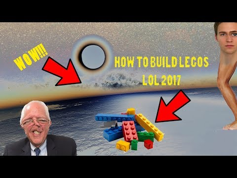 HOW TO BUILD LEGO CASTLE!! (I ALMOST DIED!!)