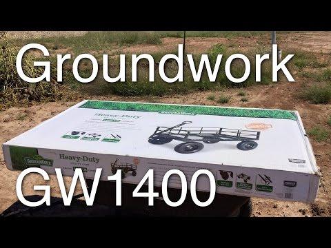 Ground Work Utility Wagon