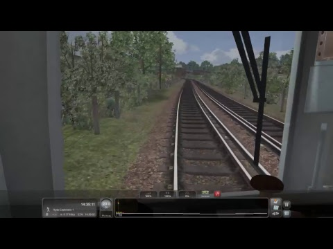 Train Sim 2018 Class 483 Improvement