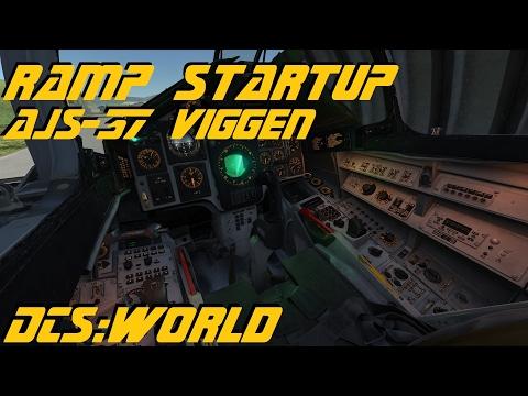 DCS:World » Ramp Startup » AJS-37 Viggen