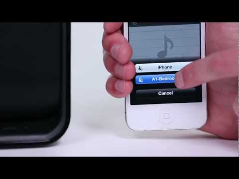 Pioneer Wireless Speakers: Set up using an iPhone, iPad or iPod touch