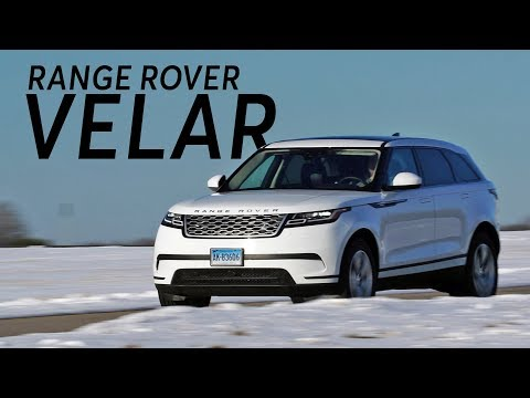 2018 Land Rover Range Rover Velar Quick Drive   Consumer Reports
