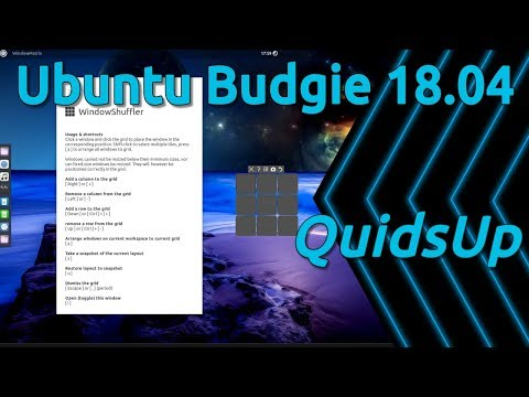 Ubuntu Budgie 18.04 LTS Linux OS Review