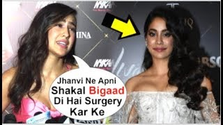 Sara Ali Khan INSULTS Jhanvi Kapoor For Doing Plastic SURGERY For Her Debut Movie Dhadak