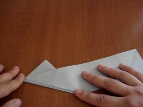 origami coyote (part 1/3)