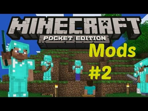 How to get mods on Minecraft PE on Android/Kindle Fire