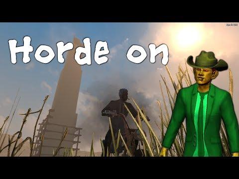 Horde night! Huge horde base | 7 Days to Die | Settler's Mod