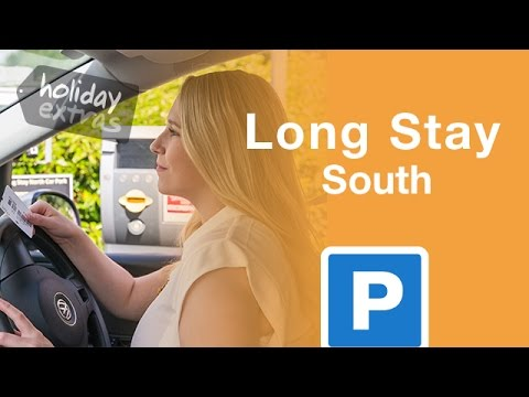 Gatwick Long Stay South Parking | Holiday Extras