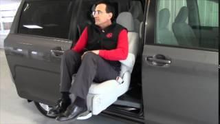 2014 Toyota Sienna LE Mobility Van