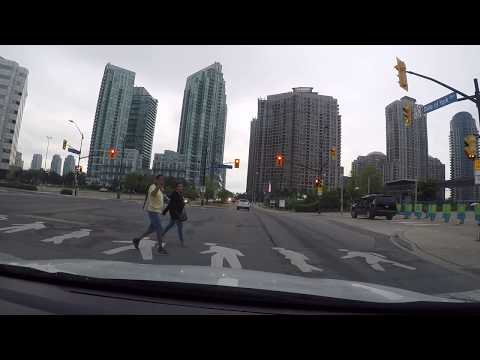 KD-60 - MISSISSAUGA- SQUARE ONE BUS TERMINAL-