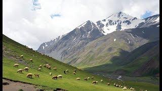 Zəngəzur dağları-Familə Göyçəli-Dağlar (Azaflı dubeytisi)