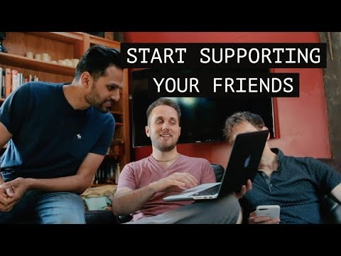 We Should Start Supporting Our Friends | Short Story with Jay Shetty