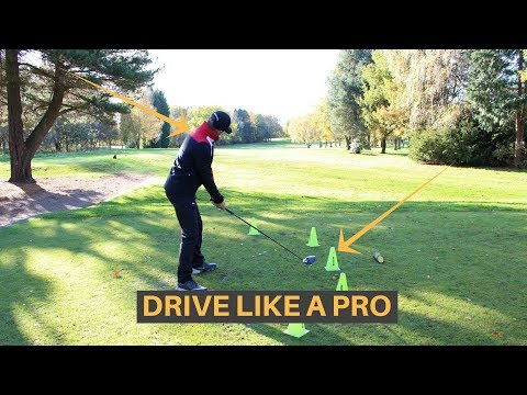 HOW TO DRIVE THE BALL LONG AND STRAIGHT
