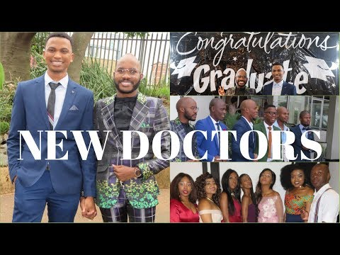 UKZN Newly Qualified Doctors Banquet | Mo Life Vlog