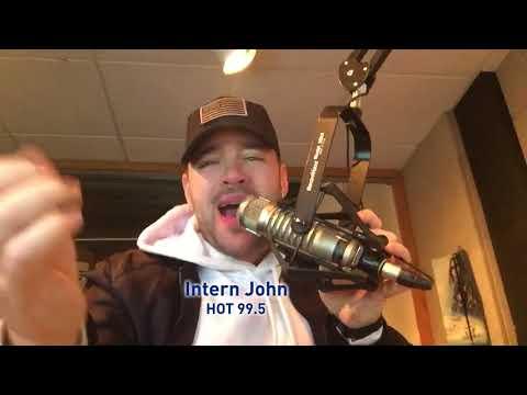 WJLA-TV - Can HOT 99.5's Intern John Be An American Idol?