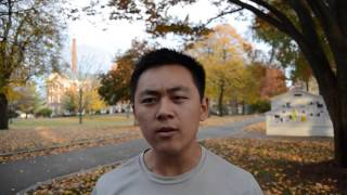 Why Tufts - Dylan Hong