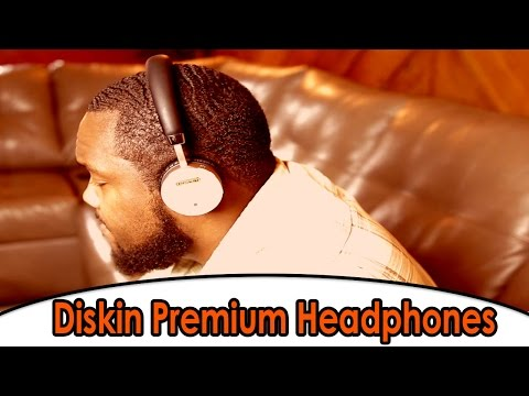 Diskin  Premium Wireless Bluetooth Headphones | Unboxing & Impressions