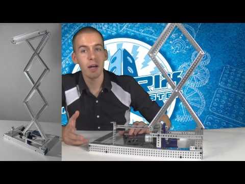 Matrix Tips & Tricks Video #4.1   Lead Screw Extension