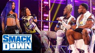 Bayley & Sasha Banks interrupt Tag Team Championship Summit: SmackDown, May 29, 2020