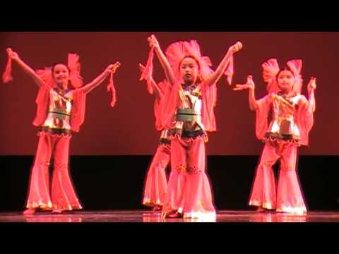 Elysha's Dance Performance - China Dolls - 2009-10-17