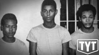 Black Men Pardoned 70 Years After Being Falsely Accused Of Rape