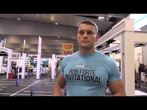 Chad Mackay - CrossFit Games Return in 2015?