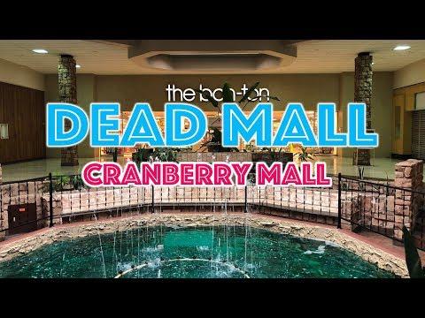 DEAD MALL - CRANBERRY MALL - HIDDEN GEM